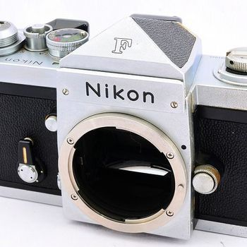Rent Nikon F 35mm Film Camera/Lens Package