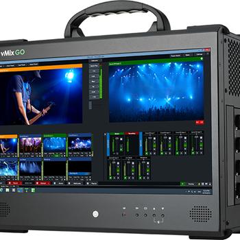 Rent Media Server ( HD Swicthing 4 Input)