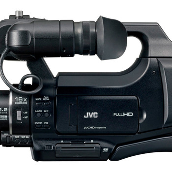 Rent JVC HD The GY-HM70