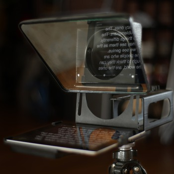 Rent Teleprompter for iPad / DSLR
