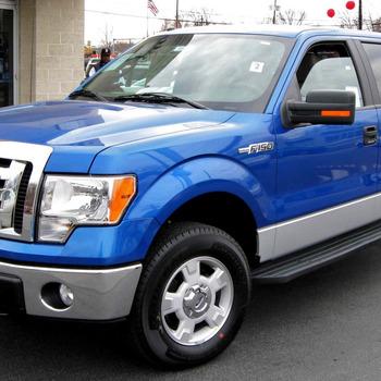 Rent Ford F-150 Truck w/driver
