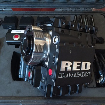 Rent RED Epic-X Dragon Camera Package