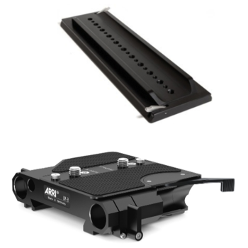 "Rent Arri Dovetail 12"" Mounting Plate"