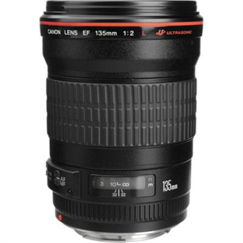 Rent 135mm Canon L-Series EF Lens (F2.0)