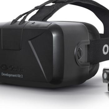 Rent Oculus Rift (Dk2)