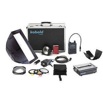 Rent Kobold DW 200 HMI Light with Battery and AC Ballasts