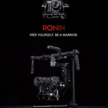 Rent  DJI Ronin 3-axis Gimbal Stabilizer