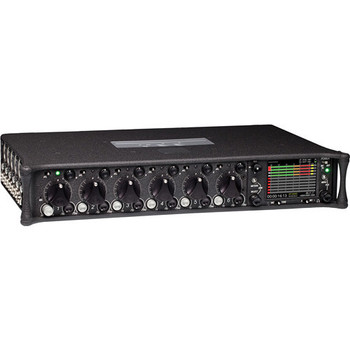 Rent Sound Devices 664 6-12 channel recorder/mixer