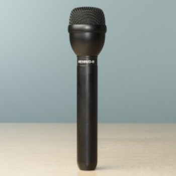 Rent RE50 Stick Mic - Interview Mic