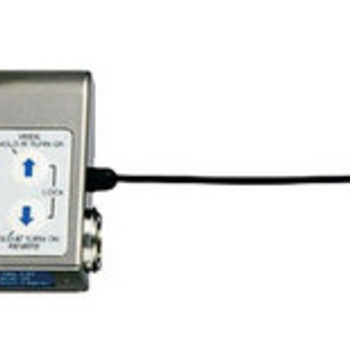 Rent lectrosonics SMA transmitter (blk 26)