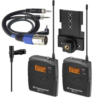 Sennheiser ew112p g3 wireless lavalier microphone set