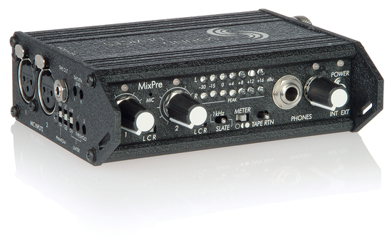 Mixer sound devices 302