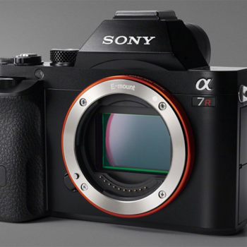 Rent Sony a7R Kit, with 28-135mm G-series lens, tripod, and accessories