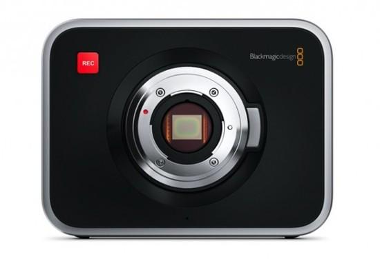 Blackmagic mft cinema camera