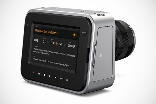 Feeldesain blackmagic cinema camera 30