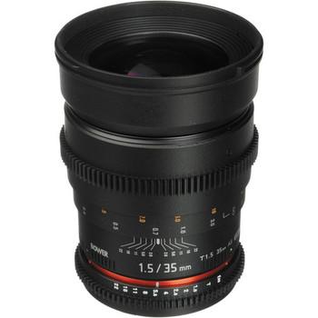 Rent Bower Prime Cine  Lens Kit