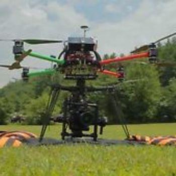 Rent Skyjib Skyjib X8 Multi Rotor, Heavy Lifter, MoVi / Camera Lifting Drone