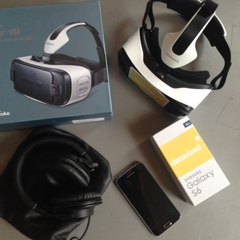Rent Samsung  Gear VR Full Demo Kit