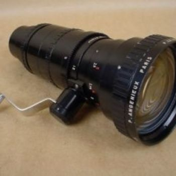 Rent Angenieux 12-120mm f/2.2 Type 10 x 12 B (16mm C-mount)