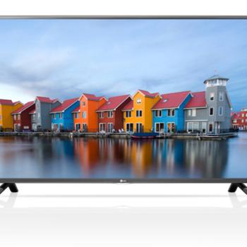 "Rent LG 50"" Smart LED TV"