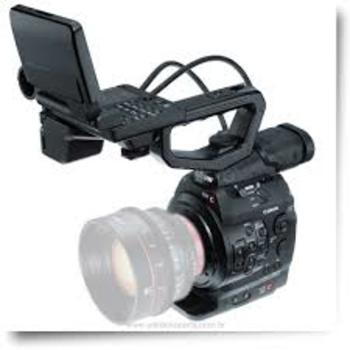 Rent Canon C300, Lenses & Accessories Kit