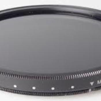 Rent 77 mm variable ND Filter