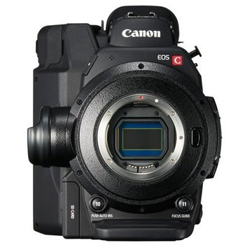 Rent Canon C300 Mark II Package w/Monitor and Hand Held gear