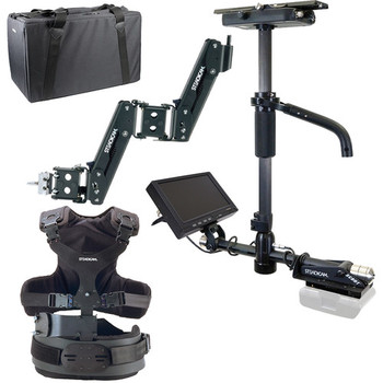Rent Steadicam Scout HD Stabilizer with Standard Vest and Gold-Mount