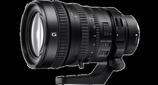 Sony lens 1