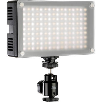 Genaray led 6200t 144 lamp variable clr 857246