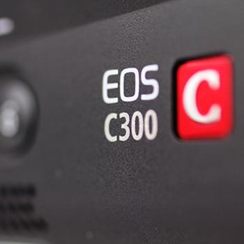 Rent Canon C300
