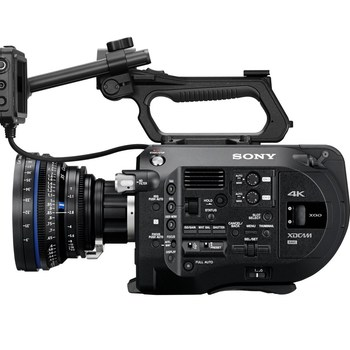 Rent Sony Sony PXW-FS7 4K XDCAM Camera