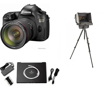 Rent Digital Package w/  Macbook Pro + Canon 5DS