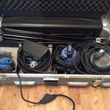 Rent Arri Alexa  Softbank Light Kit