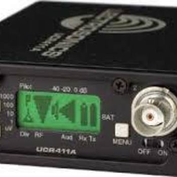Rent Lectrosonics Wireless  411 Receiver / SMA transmitter