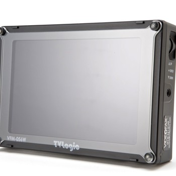 "Rent TVLogic 5.6"" Onboard Monitor (VFM-056WP)"