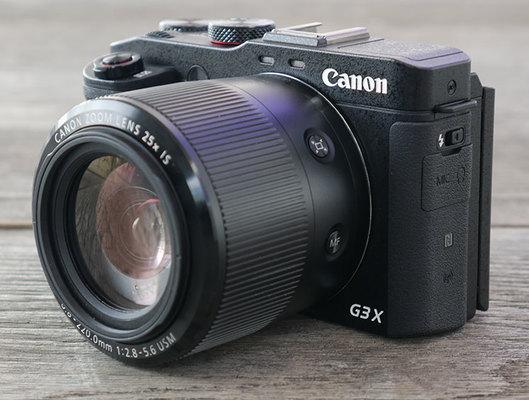 Canon g3x hero 745