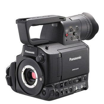 Rent Panasonic Full package : AF100 with 14-140mm, 7-14mm, 8mm fisheye  lens, mikes and tripod