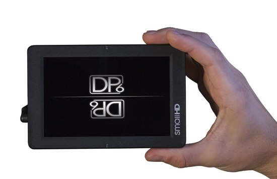 Smallhd dp6 inhand