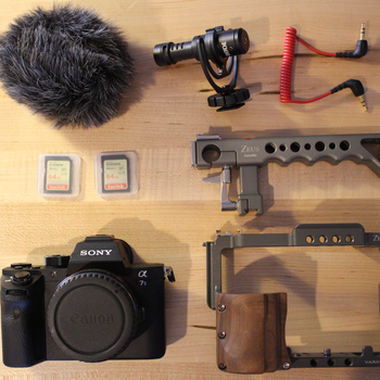 Rent Sony A7S II Package