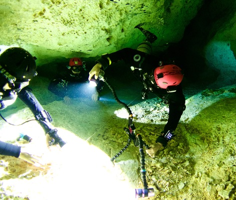 Cave gopro