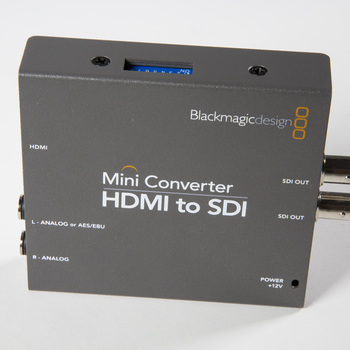 Rent Blackmagic Mini Converter HDMI to SDI