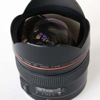 Rent Canon 14/2.8 Lens