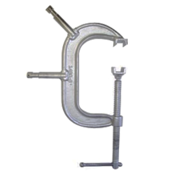 Rent Matthews 6 inch C-Clamp w/studs