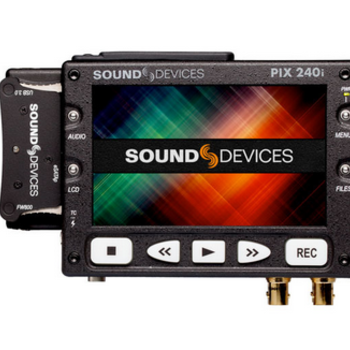 Rent Sound Devices Pix 240i External Recorder