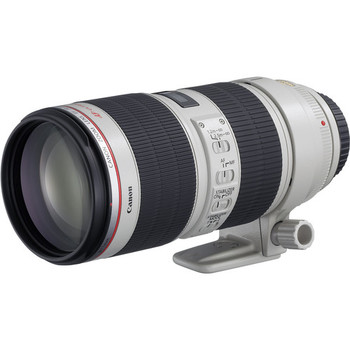 Rent Canon Canon EF 70-200mm f/2.8L IS II USM Lens