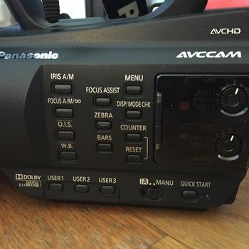Rent Panasonic AG-AC90