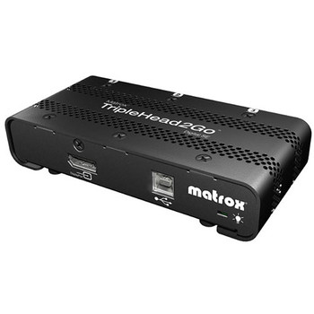 Rent Matrox TripleHead2Go Digital SE