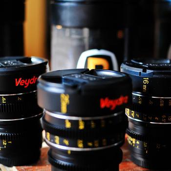 Rent Veydra Veydra 16mm Mini Prime