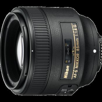 Rent Nikon 85mm 1.8